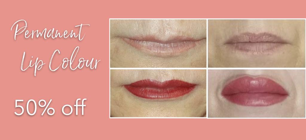 Permanent Lip Colour