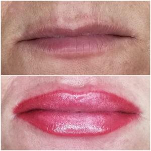 Permanent Lipstick